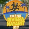 Todo listo para el 9° Medio Maratón & 10K Riviera Nayarit