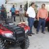 Refuerzan equipamiento de Ecología Municipal