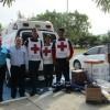 Entregó la Univa medicinas y alimentos a la Cruz Roja Vallarta