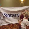 Gran actividad y concurrencia en la sesión semanal del Club Rotario Puerto Vallarta Sur