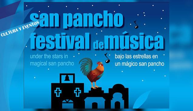 SAN PANCHO FESTIVAL DE MUSICA