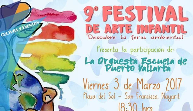 festival de arte infantil