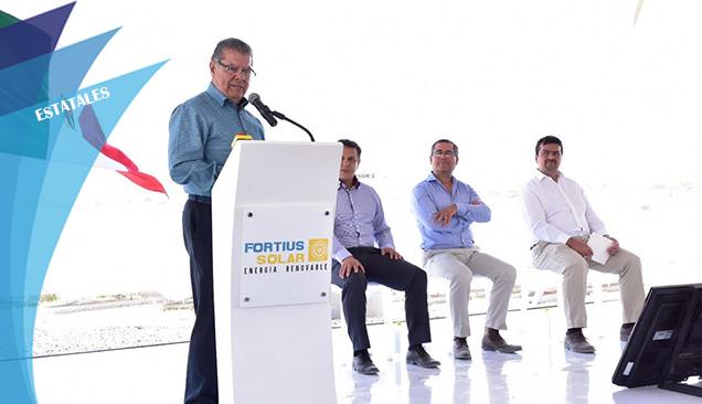 Fortius Electromecánica HUERTO SOLAR