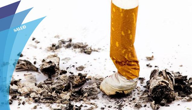 dia mundial sin tabaco SSJ