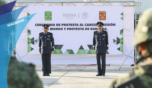 CAMBIO DE MANDO