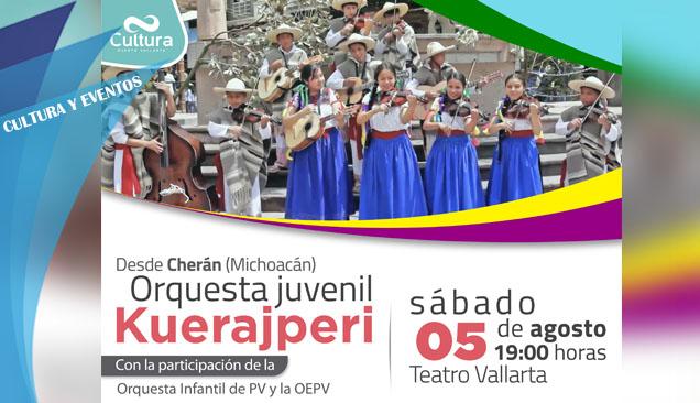 orquesta juvenil cheran michoacan