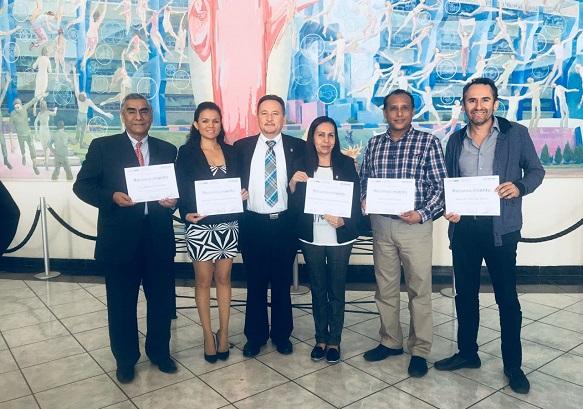 Colaboradores de UNIVA Puerto Vallarta recibieron amplio reconocimiento