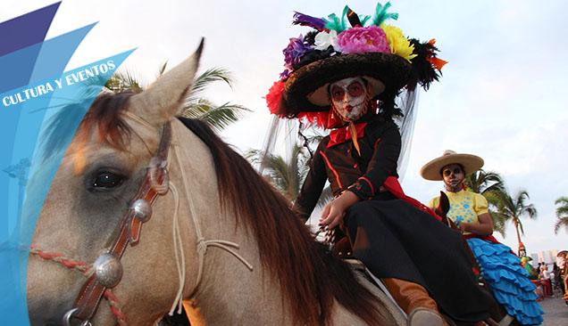 Desfile Día de Muertos (1)